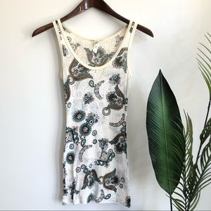 🌿3 for $20 BKE Paisley Tank Top